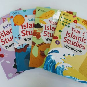 Books from the Safar Academy series